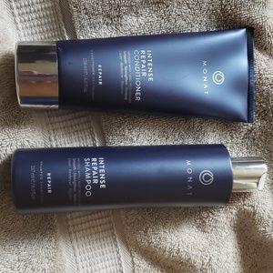 Monat IRT shampoo and conditioner